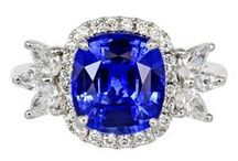 Sapphires / by Shreve, Crump & Low