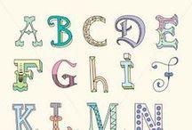 Art&Design | Typography / by Amagoia Santin