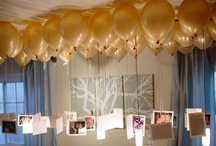 Celebrations / Great ideas for decorating for celebrations! / by BJ James-Gaffney