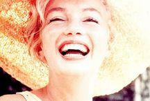Marilyn Monroe / by Rebecca B