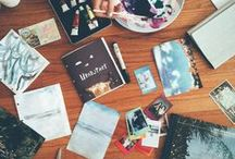 Journals and beyond~ / by Amy Bruce