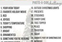 Photo challenges / by Amagoia Santin