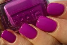 "Nails  / ...or alternatively, ""my obsession with Essie."" / by Holly Gardner"