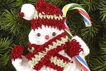 Hostess Gift Ideas / simple crochet patterns, easy crochet patterns, crochet designs, crochet holiday, holiday crochet, free christmas crochet patterns, christmas crochet / by AllFreeCrochet