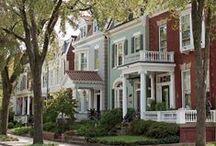 Richmond, Virginia / by Kappy Schladweiler