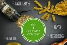 Recipe Contest Entries / Featuring a collection of the most delicious recipe entries for the #Go4Gourmet contest. Enter your own recipe here: go4gourmet.mccormick.com / by McCormick Spice