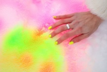 Nifty Neons / by Drop Dead Gorgeous Daily