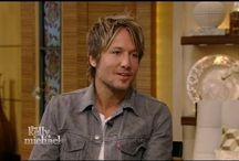 Keith Urban Video's / I love Keith Urban, here a some of his Video's - Music and keep up to date on what Keith is up to. / by Lesley McDermid