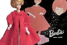 Barbie - My Childhood Love / by Lesley McDermid