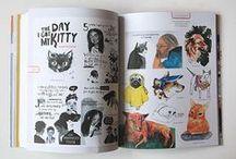 Editorial/Book Arts / by Hayley Tanasijevich