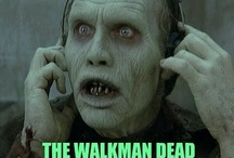 Walking Dead  / Because zombies are hilarious, and Lori is a thundercunt. / by Mary McCarthy