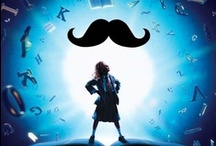 Broadway #Stached / Broadway gets #stached! http://peterandthestarcatcher.com/ / by Peter and the Starcatcher