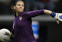 USA Women's Soccer  / by Paragon Sports
