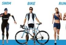 Swim, Bike, Run Season! / Everything triathlon related.. / by Paragon Sports