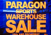 2012 Warehouse Sale / Paragon Sports Warehouse Sale September 6-16, 2012 Show Off What You Got -- #ParagonWHSale / by Paragon Sports