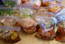 Recipes - Freezer Cooking / by Nili Barrett