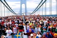 ING New York City Marathon / Guide to succeed in any marathons / by Paragon Sports