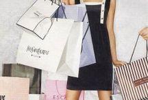 Shopping / by Lydia Thomas