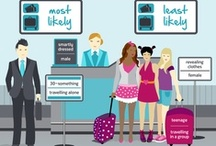 Infographics / Welcome to Skyscanner's infographics board! Re-pin some interesting facts and figures, or share our thoughts about travelling. Leave us a wee note about your tales and tribulations if you like! / by Skyscanner