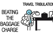 Travel Tribulations / Ever been stuck on a 12 hour flight next to the smelliest person on board, or had your ear chewed off by a chatty neighbour? Maybe you'll sympathise with some of our worst travel tribulations. Share your stories or re-pin the ones you relate to the most! / by Skyscanner