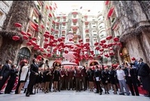 #HappyCentenary / Images from Hotel Plaza Athenee, Paris centenary celebrations, April 2013.  / by Dorchester Collection