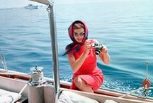 Bon voyage / Planes, trains and automobiles - travel in style with classic modern day looks and legendary vintage glamour including Grace Kelly, Audrey Hepburn, Cary Grant, Jackie Kennedy... / by Dorchester Collection