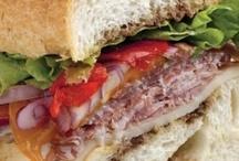 Recipes - Sandwiches / Wraps / by Michelle Schauer
