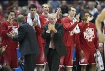 Badgers Men's Basketball / All the news, photos and videos of University of Wisconsin men's basketball  / by Wisconsin Athletics