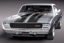 Awesome Cars  / by Brian Stanley