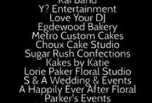 Events at The Wedding Loft / by The Wedding Loft Bridal Boutique and Wedding Planning