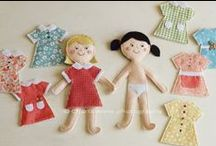 PAPER DOLLS / by Colleen McLachlan