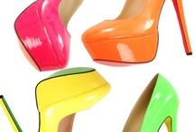 My Shoe Fetish / by Pamela Kaiser
