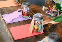 kid party ideas / by Heather Jennings