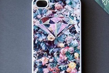 I Phone Covers and Stuff / by Pamela Kaiser