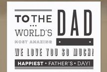 mother's/father's day / by Heather Jennings