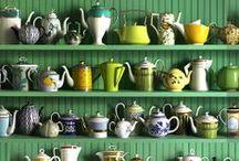   Da hora do chá   / Inspirações para uma tarde deliciosa. / by Jhê Delacroix