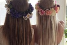 Hair & Makeup / Hair & make-up inspiration, hair accessories, and some interesting tips/tricks. / by Megan Deck