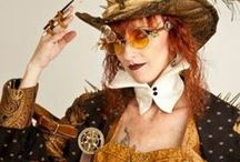 Steampunk/Victorian/Period Clothing / Steampunk Fashion, Shoes, Jewelry and Accessories / by Pamela Kaiser