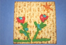 Fun Things To Do With Matzah! / by Traditions Jewish Gifts
