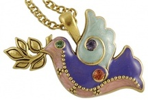 Loving The New Quest Jewelry! / Quest Gifts has created a beautiful line of #Jewelry to compliment their line of #Judaica gifts. http://www.traditionsjewishgifts.com/Quest_Jewish_Gifts_Gifts_Jewelry.html / by Traditions Jewish Gifts