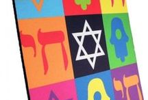 Jewish Mouse Pads / Add Some Jewish Flair To Your Desk With A Jewish Theme Mouse Pad.  #MousePads #Jewish #JewishHumor #JewishPride / by Traditions Jewish Gifts