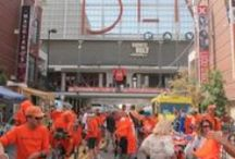 Denver Broncos Orange Ride / Join us for the Denver Broncos Orange Ride on Sunday Oct. 27 at 10:00am.  Gather at Denver Pavilions for pre-game fun on your bike and then bike to the stadium. / by Denver Pavilions
