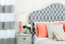 Decoraid / Here's some style inspiration for our master bedroom makeover contest sponsored by Laurel & Wolf!  / by National Military Family Association