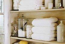 Bedroom/Bathroom / by CL Murphy