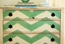 furniture restoration / by Tia ThinkHautePink.com