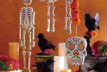 Halloween/Dia de los Muertos / by Ana Graciela