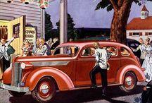 art, vintage illustrations / by Susan Long-Benson