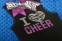 cheerleading / by Kimberly Rusak