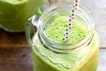Green Smoothies / Green smoothie recipes  / by Jacky {Small Home & Garden Love}