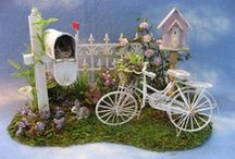 craft - miniatures / by Robyn Sherer